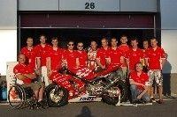 Le team 18 en vidéo sur motorsTV