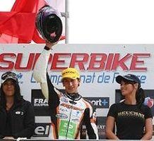 La course au Mans de Louis Rossi