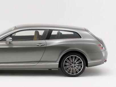 Bentley penserait vraiment à un shooting brake