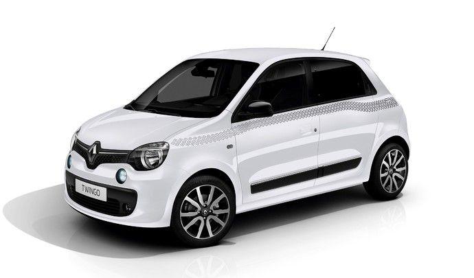 """La Renault Twingo reçoit une nouvelle série spéciale """"Midnight"""""""