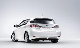 Genève 2010 : Lexus CT 200h officielle