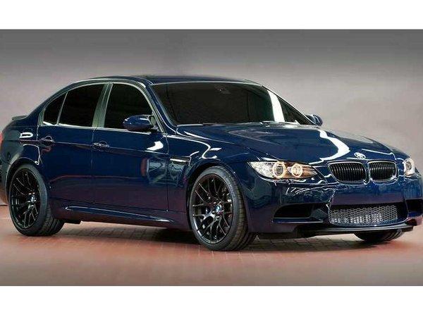 BMW M3 berline Concept : du rêve à la réalité