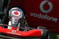 Le kart de Lewis Hamilton vendu au profit d'une association caritative