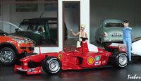 Miniature : 1/43ème - FERRARI F1-2000
