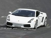 Lamborghini : Une Gallardo V8 ?