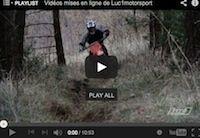 Luc1: bienvenue au training hivernal (vidéo)