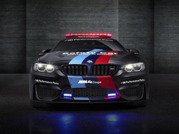 BMW aussi aime le MotoGP
