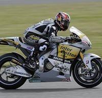 Moto GP - Grande Bretagne D.3: Aoyama forfait, seulement quinze au départ !