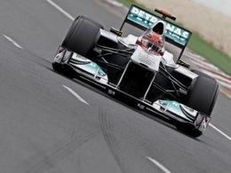 Michael Schumacher avertit ses rivaux
