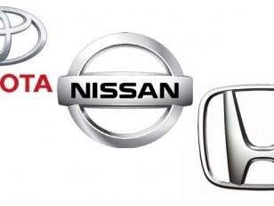 Toyota Nissan et Honda donnent de l'air à l'hydrogène
