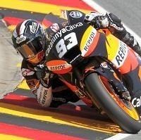 Moto 2 - Allemagne: Marc Marquez écrase le Sachsenring