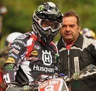 Antoine Méo champion du monde d'enduro E 2