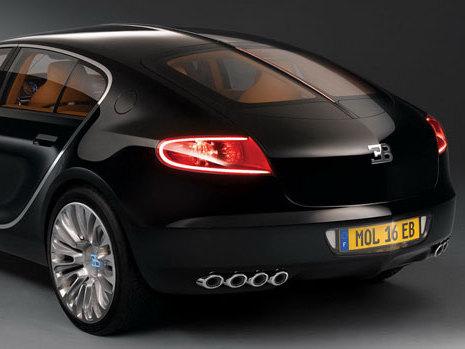 Bugatti Galibier: feu vert pour la production