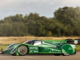 L'écurie Drayson Racing bat son propre record de vitesse en véhicule électrique