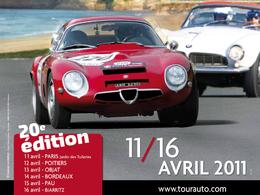 Tour Auto 2011: Zagato à l'honneur