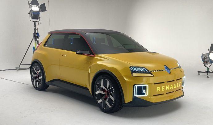Renault 5 Prototype: le retour d'un mythe (présentation vidéo)