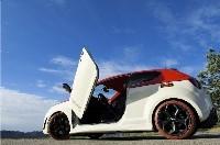 Alfa Romeo MiTo Marangoni M430: inspirée par la Ferrari F430!