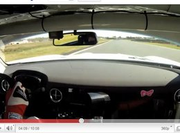 [vidéo] essai de la Mercedes SLS GT3 par Auto Hebdo
