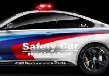 Moto GP: BMW sur la grille de départ... Mais avec une safety-car !