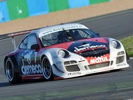 Le GT Tour débute ce week-end à Lédenon