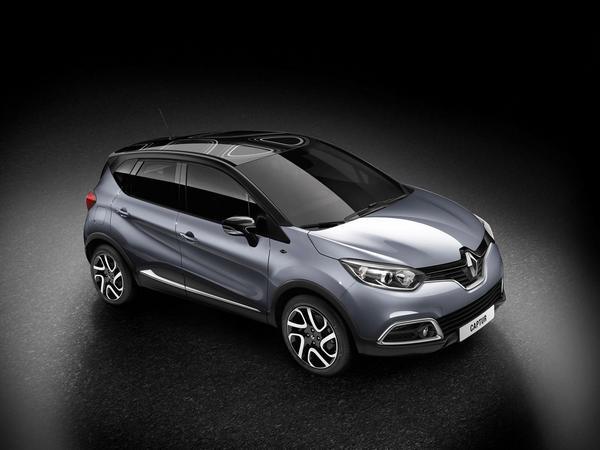Renault dévoile la série limitée Captur Pure