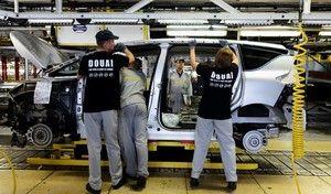 Brexit: des emplois menacés dans l'industrie automobile en France