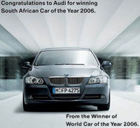 """BMW vs Audi: petites amabilités entre """"amis"""""""