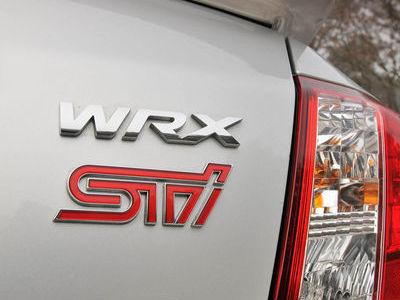 20 ch de plus pour la Subaru WRX STi ... anglaise