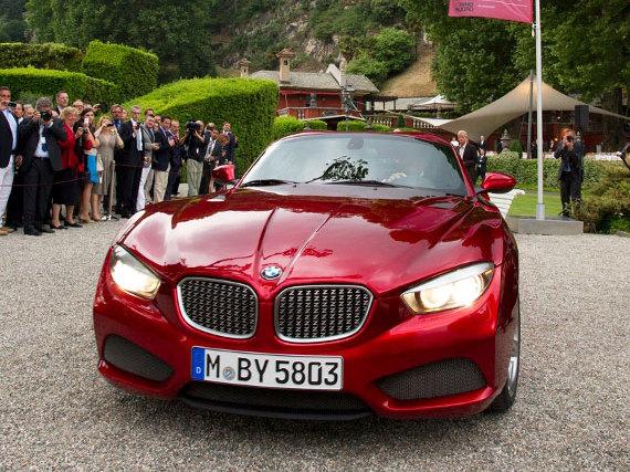 BMW Zagato Coupé : bientôt en production ?