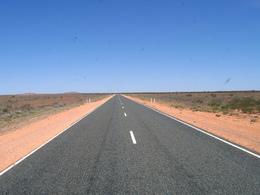 L'Australie teste une portion d'autoroute sans limite de vitesse