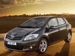 Toyota Auris : une promo en or