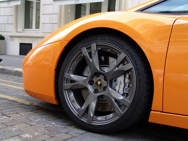 Photos du jour : Lamborghini Gallardo SE