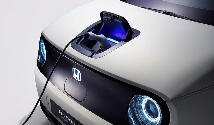 Honda e: petite batterie, petite autonomie