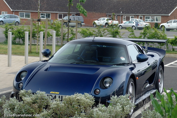 Photos du jour : Noble M12 GTO