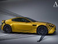 Conduire moins vite pour consommer moins: c'est le parti pris d'Ulrich Bez, patron d'Aston Martin