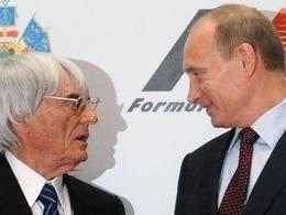 Le Grand Prix de Russie sur la bonne voie