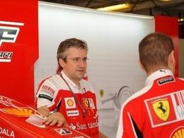 Ferrari travaille sur les qualifications