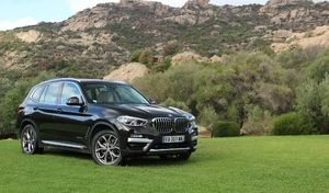 bmw x3 essais fiabilit avis photos vid os. Black Bedroom Furniture Sets. Home Design Ideas