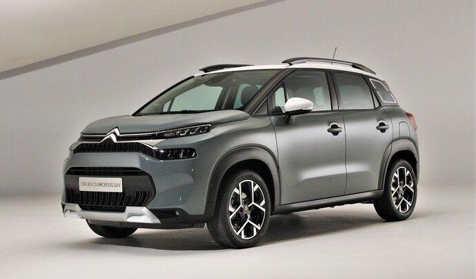 Citroën C3 Aircross restylé (2021) : plus mature (présentation vidéo)