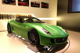 Genève 2010 : Ferrari 599 Hybrid Concept, trop rapide