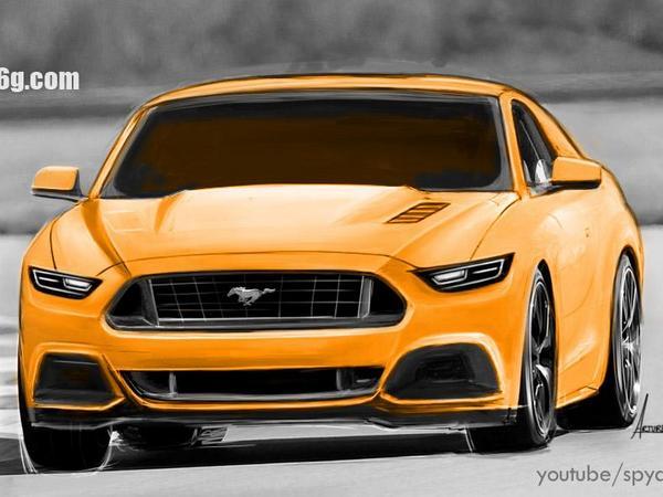 La sixième génération de Ford Mustang sera présentée en décembre