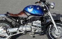 Scrambler - BMW: Hornig recycle la R1100R