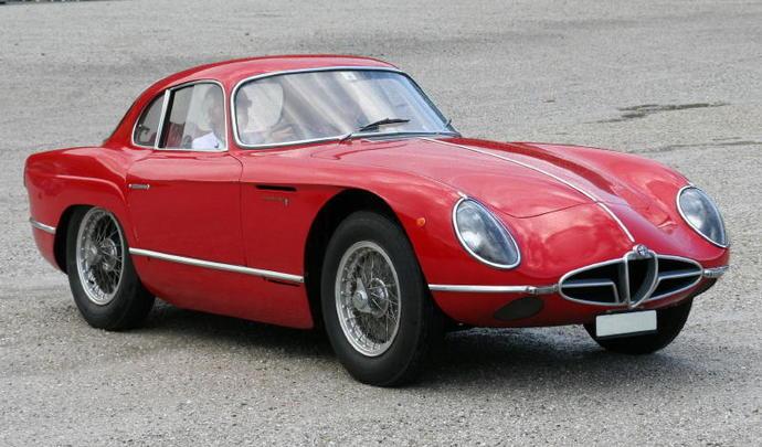Rétromobile 2018 - Découvrez la rarissime Alfa Sportiva