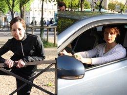 Défi : en voiture ou en courant, quel est le moyen le plus rapide de traverser Paris ?