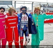 Moto GP - Grande Bretagne: Lorenzo, sans fausse note