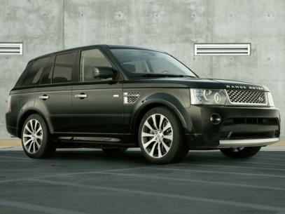 Un nouveau V8 4,4 litres diesel 308 chevaux pour le Range Rover