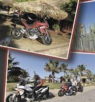 Balade: le Mexique en Ducati Multistrada