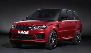Land Rover : déjà un million de Range Rover Sport