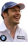 F1: Stefan GP continue sa préparation... et Villeneuve moule son baquet !