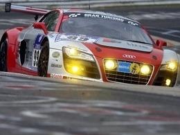 Audi dévoile le programme de sa R8 LMS